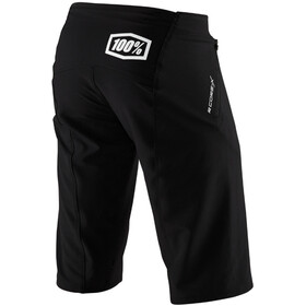 100% R-Core-X DH Short Homme, black